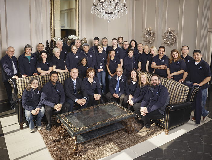 Toronto Staff
