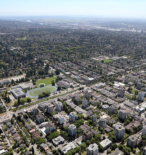 1 Oakridge Kerrisdale City Overview