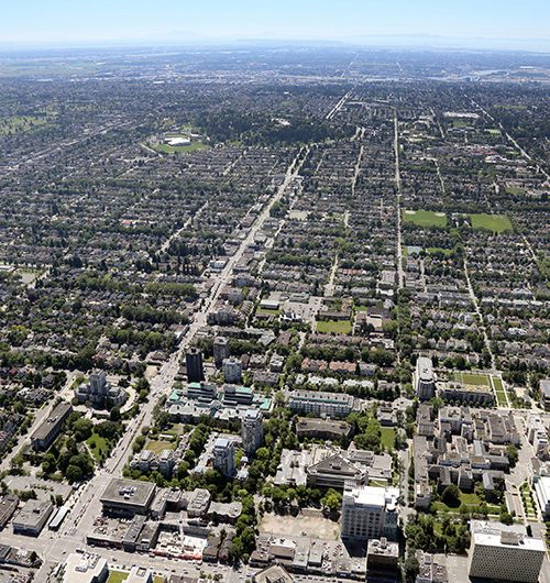 1 South Granville City Overview