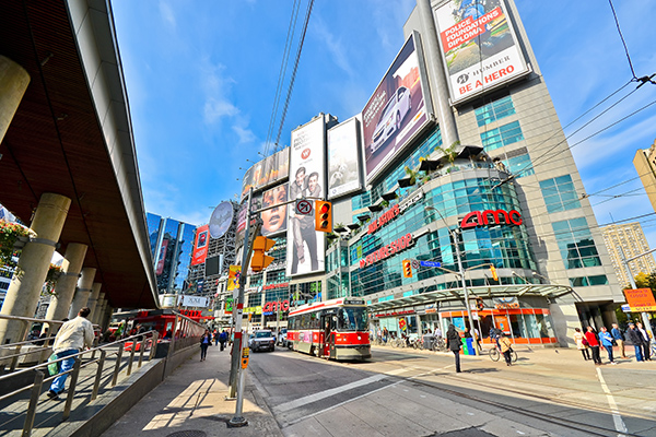 Apartments for Rent in Downtown Toronto   Hollyburn Properties