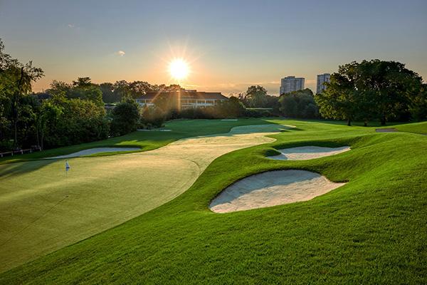 Etobicoke Interesting Sights Islington Golf Club