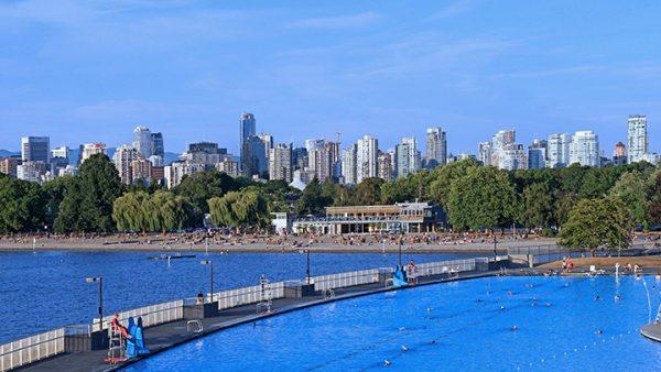 Vancouver West Side Kitsilano Apartment Rentals Near Kits Pool