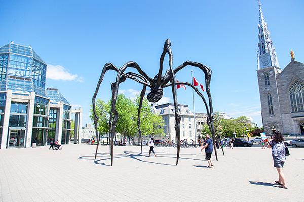 Ottawa Interesting Sights National Gallery of Canada
