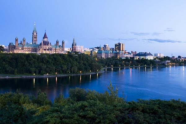 Ottawa Interesting Sights Parliament Hill