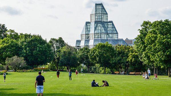 Ottawa Majors Hill Park