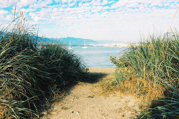 Vancouver UBC Apartments for Rent West Point Grey - Interesting Sights - Jericho Beach