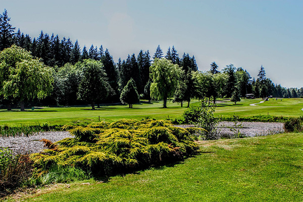 Vancouver - UBC Apartments for Rent - West Point Grey - Interesting Sights - UBC Golf Course