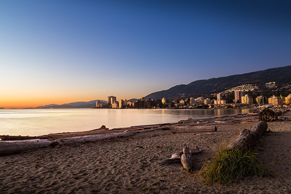 West Vancouver - Interesting Sights - Ambleside Beach