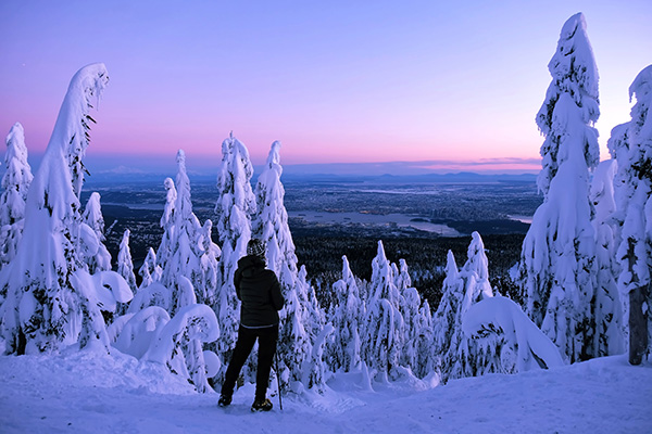 West Vancouver - Interesting Sights - Cypress Mountain