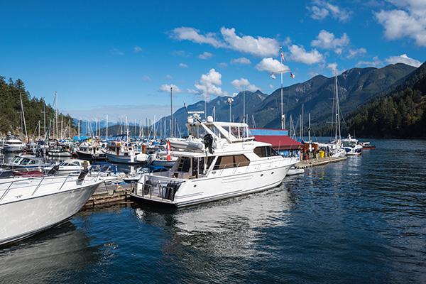 West Vancouver - Interesting Sights - Horseshoe Bay