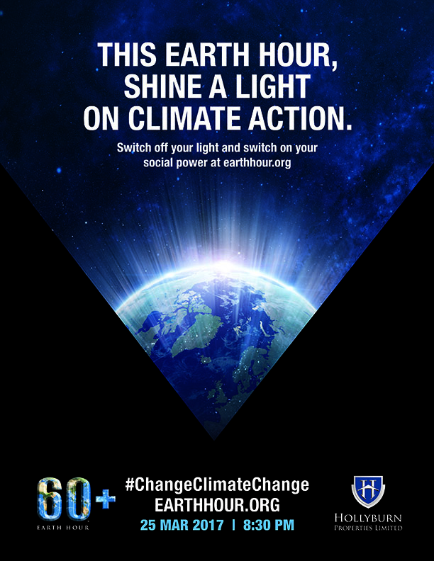 Earth Hour needs you as a #Superhero for the planet ! #