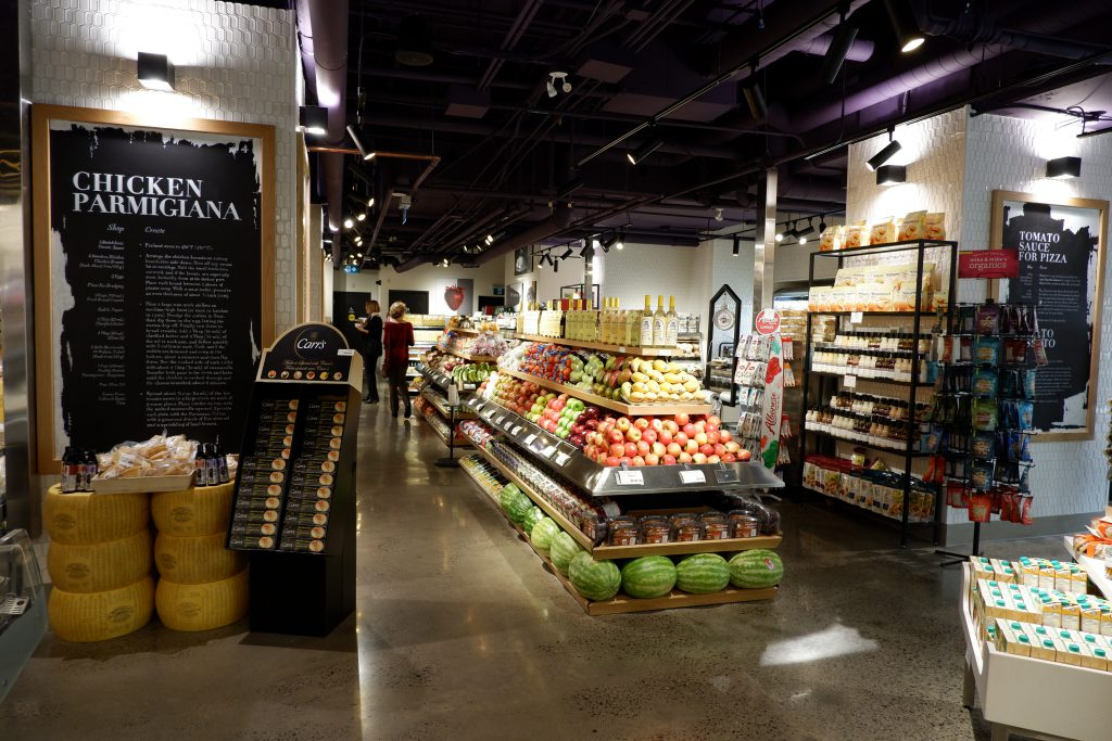 McEwan Grocer in Yorkville near Hollyburn Toronto Apartments for Rent