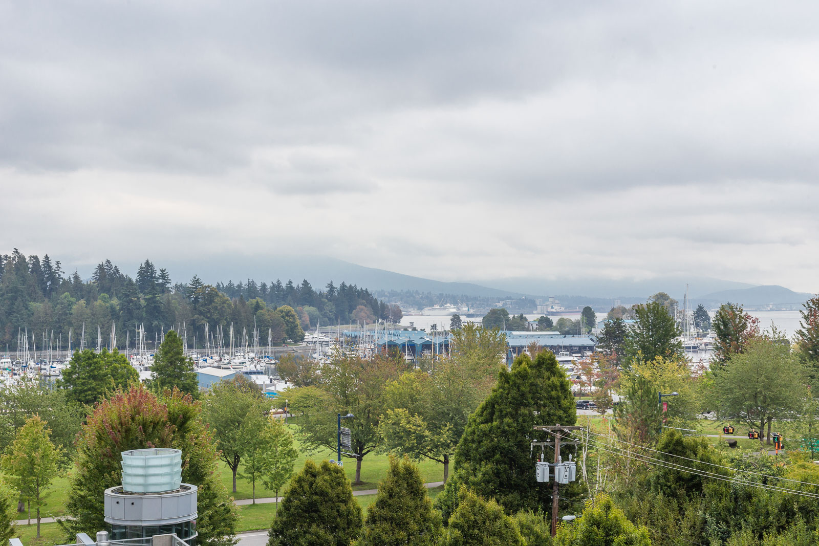 Hollyburn Harbourview 1Bedroom Furnished  view 3 604