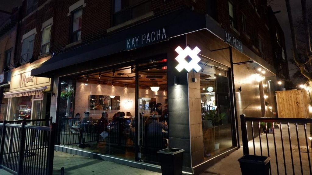 Kay Pacha in Forest Hill