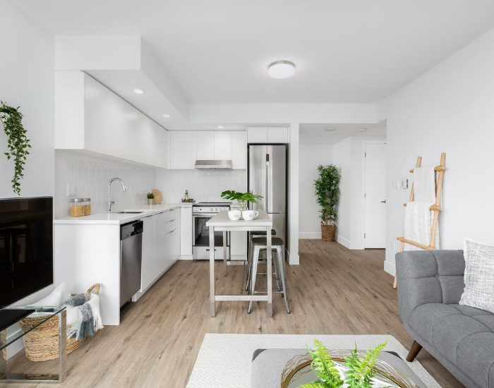 The Lonsdale Rental Apartments in North Vancouver by Hollyburn Properties
