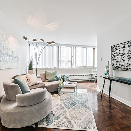 Skyliner Apartments for Rent Toronto The Annex by Hollyburn Properties